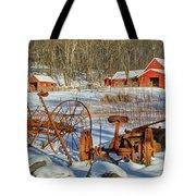 Old School Tote Bag by Bill  Wakeley