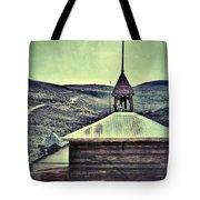 Old Schoolhouse Tote Bag by Jill Battaglia