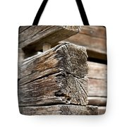 Old Wood Tote Bag by Frank Tschakert