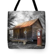 Olden Days Tote Bag by Debra and Dave Vanderlaan