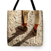 On Deck Tote Bag by Diane Diederich