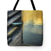 On Golden Pond Tote Bag by Wayne Sherriff