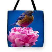 On Guard Tote Bag by Jean Noren