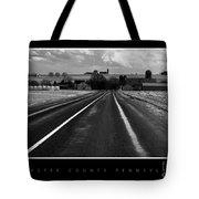 On The Road Tote Bag by Vilas Malankar