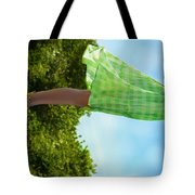 On This Spinning Earth  Tote Bag by Laura Fasulo