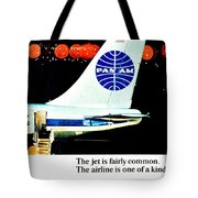One Of A Kind Tote Bag by Benjamin Yeager