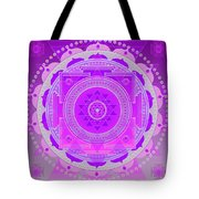 Oneness And Unity Tote Bag by Sarah  Niebank