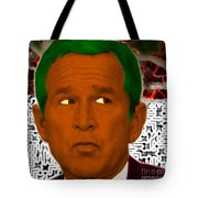 Oompaloompa Bush Tote Bag by Andrew Kaupe