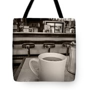 Open All Night Tote Bag by Edward Fielding