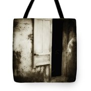 Open Door Tote Bag by Skip Nall