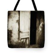 Open Door Tote Bag by Skip Nall