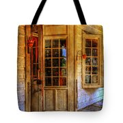 Open For Business Tote Bag by Lois Bryan