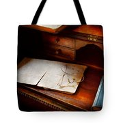 Optometrist - Done For The Night Tote Bag by Mike Savad