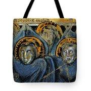 Order Of Cherubim Angels - Study No. 2 Tote Bag by Steve Bogdanoff