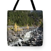 Oregon Wilderness II Tote Bag by Peter French