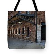 Oriole Park Box Office Tote Bag by Susan Candelario