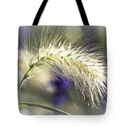 Ornamental Sweet Grass Tote Bag by Heiko Koehrer-Wagner