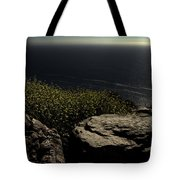 Over The Hills And Far Away Tote Bag by Ed Smith