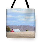 Over The Rise - Kentucky Tote Bag by Paulette B Wright