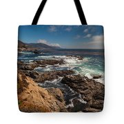 Pacific Coast Life Tote Bag by Mike Reid