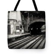Paddington Grunge Tote Bag by Joan Carroll