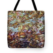 Paint Number 51 Tote Bag by James W Johnson