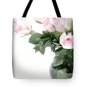 Paler Side Of Pink Tote Bag by Diana Angstadt