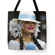 Panama Beauty Tote Bag by Heiko Koehrer-Wagner