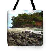 Panama Island Tote Bag by Carey Chen