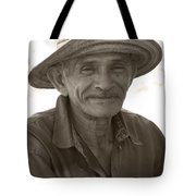 Panamanian Country Man Tote Bag by Heiko Koehrer-Wagner