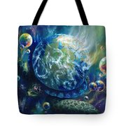 Pangaea Tote Bag by Kd Neeley