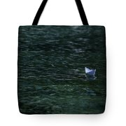 Paper Boat Tote Bag by Joana Kruse