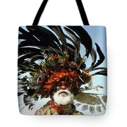 Papua New Guinea, Portrait Tote Bag by Jeremy Hunter