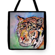 Paradise Dream Tote Bag by Crystal Hubbard
