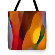Paradise Found 3 Tall Tote Bag by Amy Vangsgard