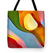 Paradise Found 4 Tote Bag by Amy Vangsgard