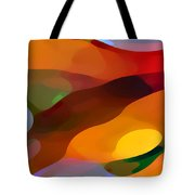Paradise Found Tote Bag by Amy Vangsgard