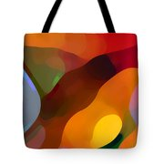 Paradise Found Tall Tote Bag by Amy Vangsgard