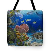 Paradise Re0012 Tote Bag by Carey Chen
