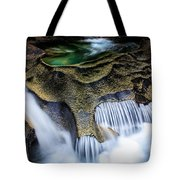 Paradise Rocks Tote Bag by Inge Johnsson