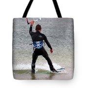Parasurfer5 Tote Bag by Rrrose Pix