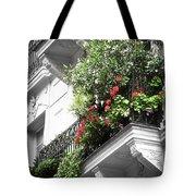 Paris Balcony Tote Bag by Elena Elisseeva