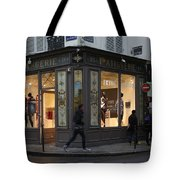 Parisian Evolution Tote Bag by Randi Shenkman