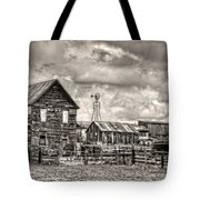 Parker Homestead Tote Bag by Ken Smith