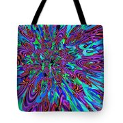 Party Tote Bag by First Star Art