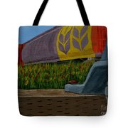 Passing The Wild Ones Tote Bag by Anthony Dunphy
