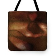 Passionate Heart Tote Bag by James Barnes