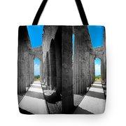 Past Present 2 Tote Bag by Madeline Ellis