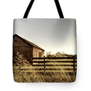 Pasture Tote Bag by Margie Hurwich