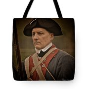 Patriot Tote Bag by Mark Miller
